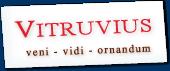 VITRUVIUS gipsarsko molerski radovi logo