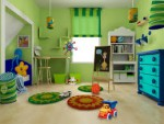 Saveti za biranje boja u dečijim sobama